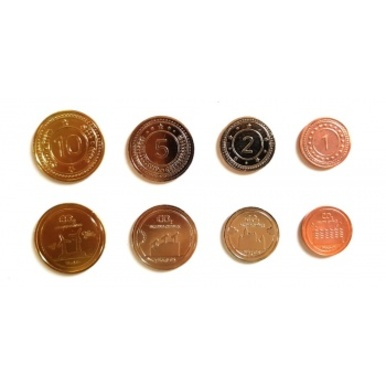 CO2 Second Chance - Metal Coin Set |  | Artikelnummer: 25925