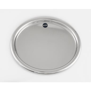 Oval tray Josef Hoffmann | Produced by Alessi | Artikelnummer: Design_014_40_33
