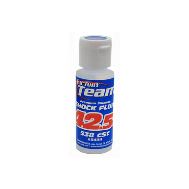 TEAM ASSOCIATED FT SILICONE SHOCK FLUID 42.5WT/538CST AE5434 | 784695054349 | Artikelnummer: AE5434