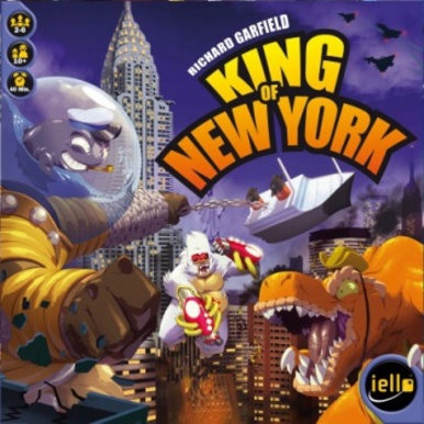 King of New York |  | Artikelnummer: 3760175514319