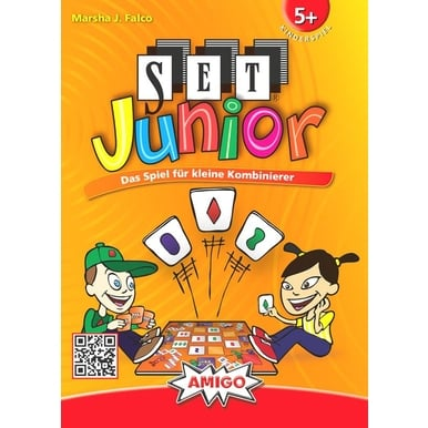 Set Junior |  | Artikelnummer: 4007396047905