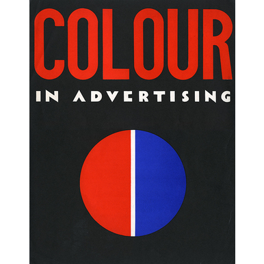 Colour in Advertising |  | Artikelnummer: PODE-KI-14145-951-A1