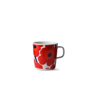 marimekko oiva unikko gro e tasse mit henkel im kukkamari onlineshop. Black Bedroom Furniture Sets. Home Design Ideas