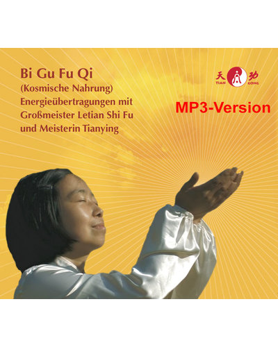 Bi Gu – Kosmische Nahrung – Doppel Audio CD – mp3 Version |  | Artikelnummer: 9 mp3