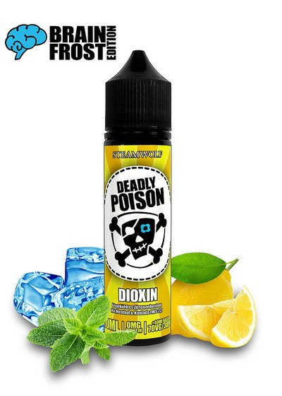 Dioxin - Deadly Poison - Long Fill (20ml)
