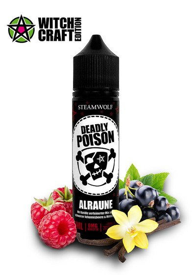 Alraune - Longfill - Deadly Poison (20ml)