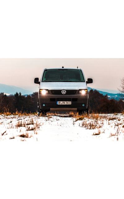 Nanook Limited Edition VW-T5 LED Upgrade | LED Scheinwerfer UPGRADE für den VW T5 | Artikelnummer: WoN-NO-LED-T5