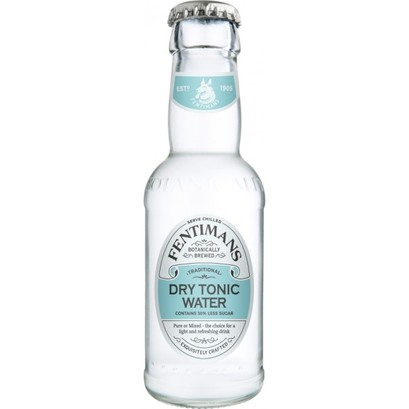 FENTIMANS Dry Tonic Water