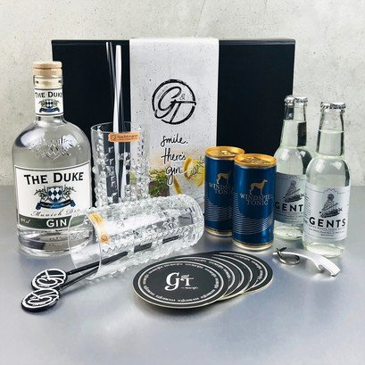 The Duke Munich Dry Gin & Tonic Geschnekeset
