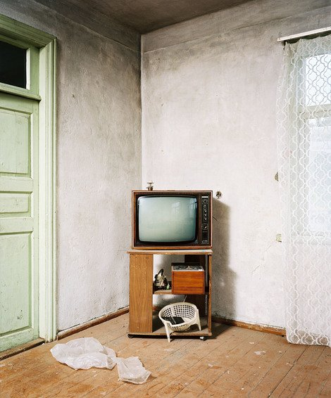 Abandoned House, Sukhum, Abkhazia | Edition 7, Serie 'The Sochi Project', 2011  | Artikelnummer: RHO_11-60x50FAL_SR3