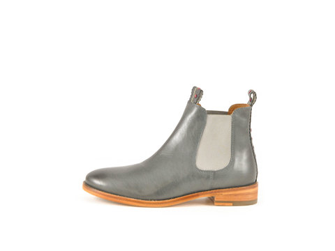 JULIA Grau | Chelsea Boot. Klassisch. Gut. | Artikelnummer: TORRENT10453999