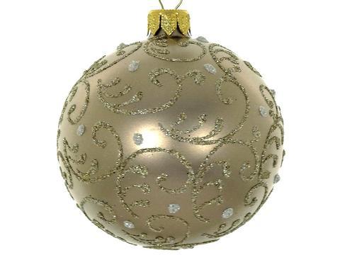 Christbaumkugeln Polen.Exklusive Handgeblasene Weihnachtskugeln