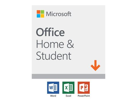 Microsoft OFFICE 2019 Home & Student | 32/64-bit OEM Produktschlüssel Key Download | Artikelnummer: 79G-05018