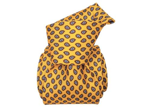 paisley yellow  | Product code: 6008