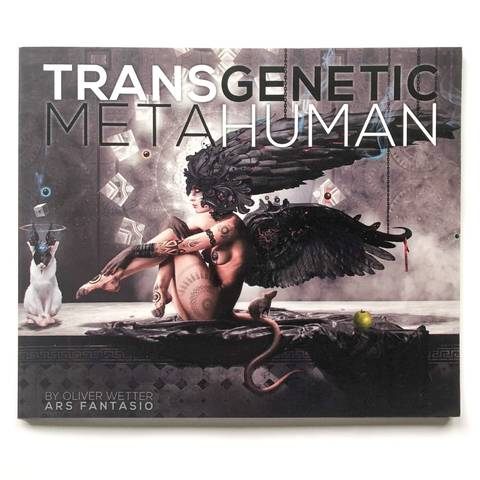 artbook transgenetic metahuman 1