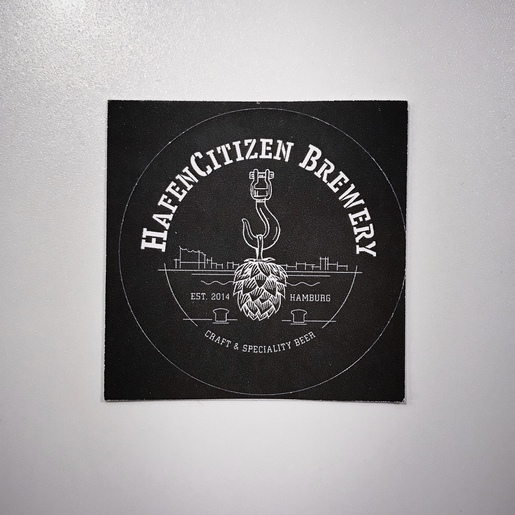 HafenCitizen Brewery Sticker klein