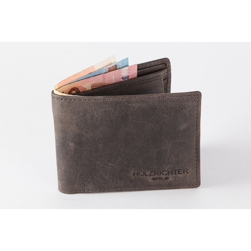 Wallet (M) | Dark-Brown | Artikelnummer: HR-WAL-1-2_db