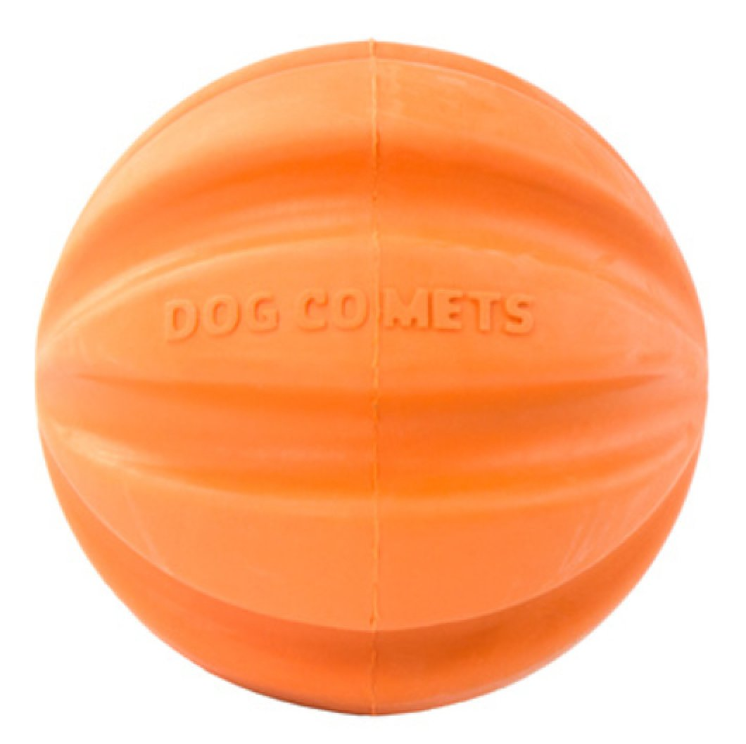 DOG COMETS BALL SWIFT TUTTLE ORANGE 1