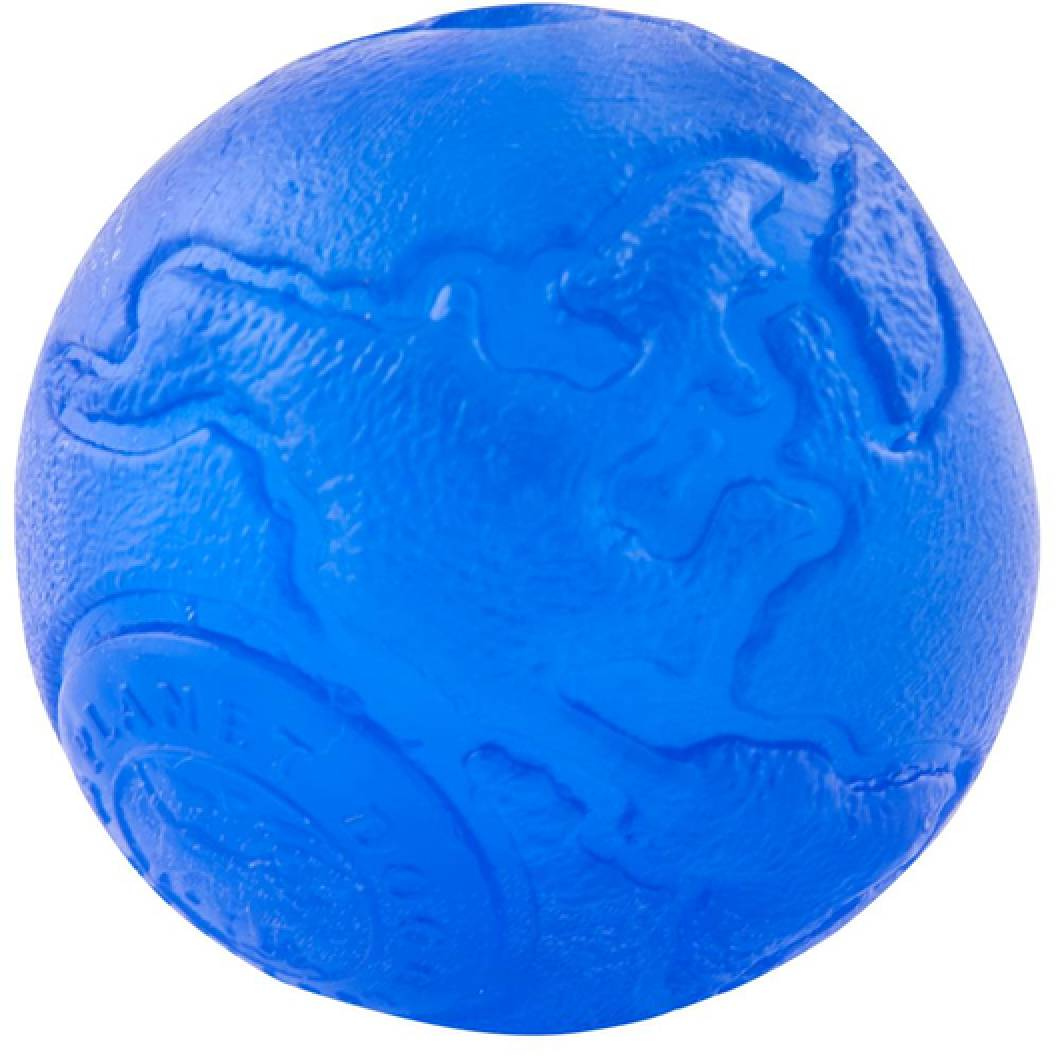 Planet Dog Orbee-Tuff Ball Blau
