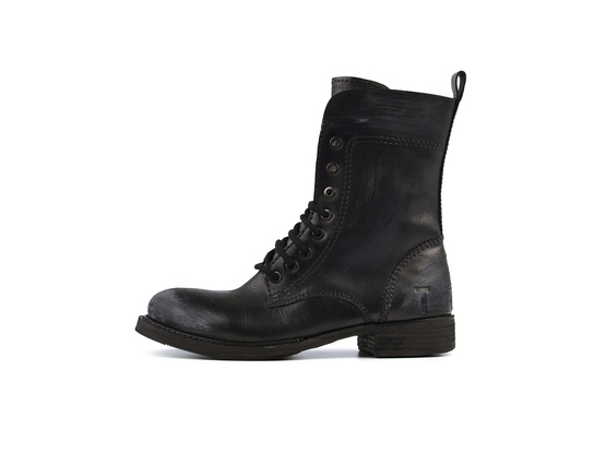 GIRLS - Combat Boot - BOND Schwarz | Thomas Hayo for CRICKIT | Artikelnummer: Valerie00255122_39