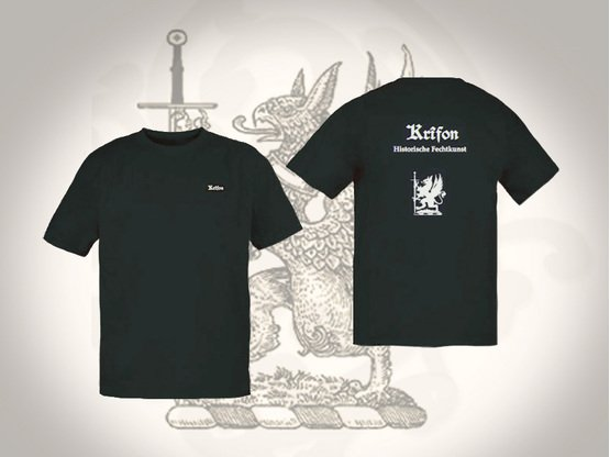 Krîfon T-Shirt Cotton | Artikelnummer: TEX100