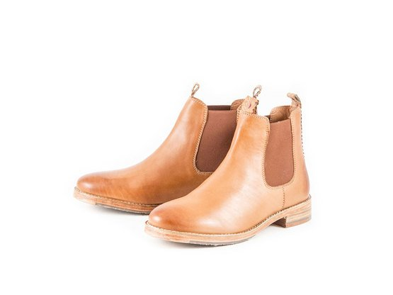 JULIA Cognac | Chelsea Boot. Klassisch. Gut. | Artikelnummer: TORRENT10453795_38
