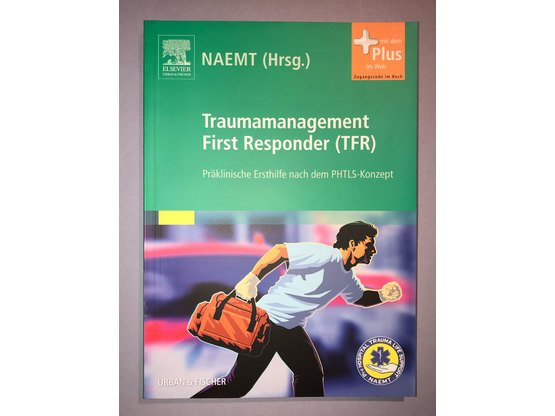 Buch Traumamanagement First Responder (TFR) | Artikelnummer: 1020