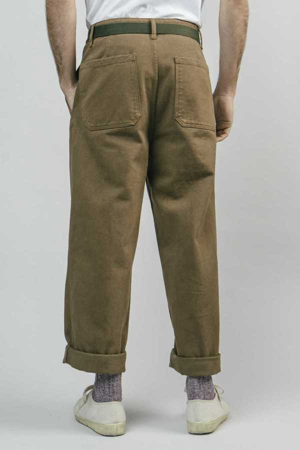 BRAVA Hose WORKWEAR toffee