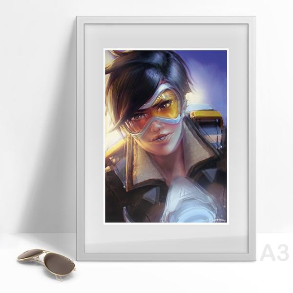 Tracer Poster A3