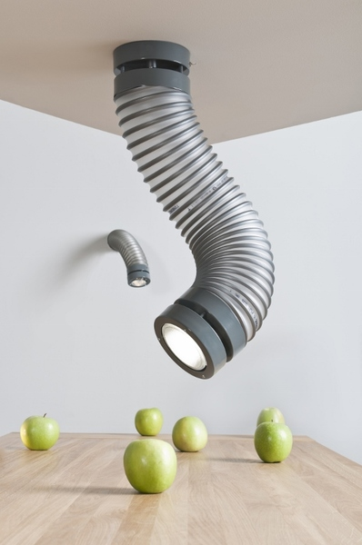 deckenlampe wandlampe im industrie design. Black Bedroom Furniture Sets. Home Design Ideas