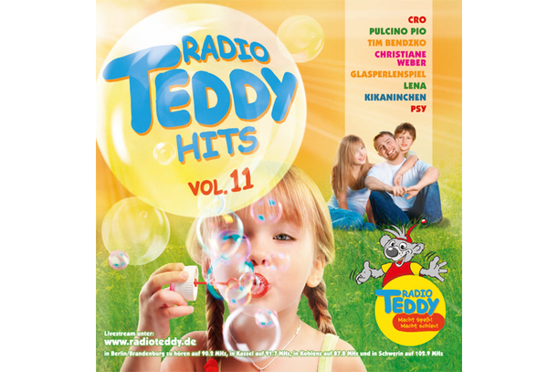 Radio TEDDY- Hits | Vol. 11 | Artikelnummer: 001