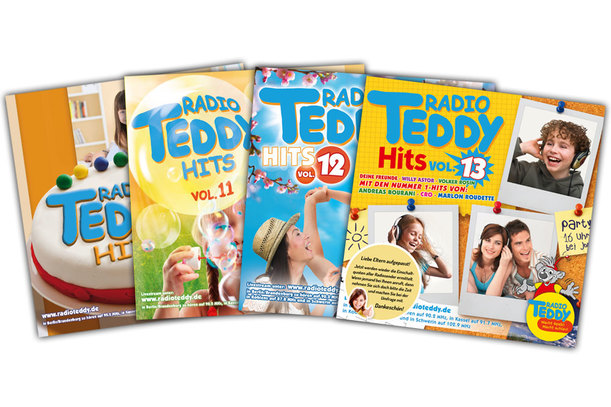Radio TEDDY-Hits | Super Spar Paket Vol. 10-13 | Artikelnummer: 839