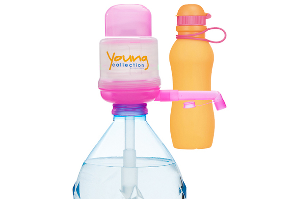Paquet Special SP  1 pink  1000ml orange |  1 Pump Young Collection pink plus Viv Bouteile 1000ml orange | numéro d'article: 1 YCP plus VIV SP  pink 1000 orange Kopie