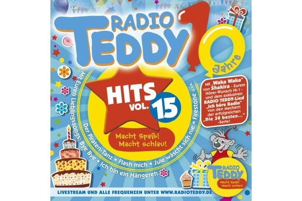 Radio TEDDY- Hits | Vol. 15 | Artikelnummer: 706