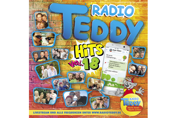 Radio TEDDY-Hits | Vol. 18 | Artikelnummer: 837