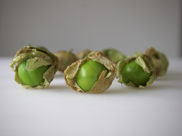 One dollar's worth of tomatillos from Mexico, 2010 | Edition 6+2 AP, Serie: