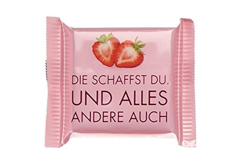 Ritter Sport Erdbeer Joghurt Ritter Sport Mini Schokosprüche
