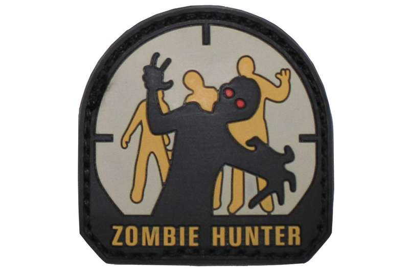 patch zombie hunter. Black Bedroom Furniture Sets. Home Design Ideas