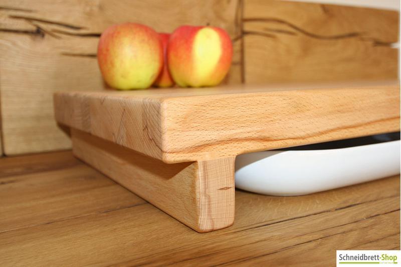 schneidebrett br cke ist ein etrax hohes k chenbrett aus holz. Black Bedroom Furniture Sets. Home Design Ideas