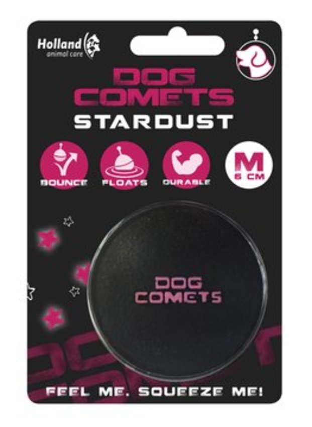 Dog Comets Ball Stardust 3