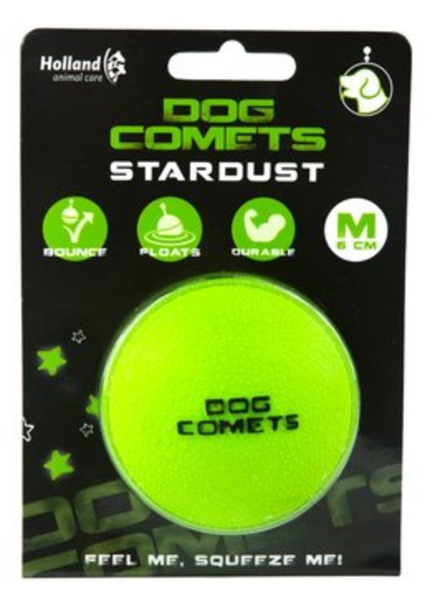 Dog Comets Ball Stardust 8
