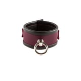 Armband chic exquisit burgundy