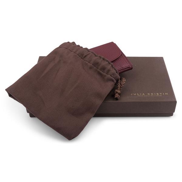 c05397032086c ... Portemonnaie aus feinem Leder Geldbörse Damen klein