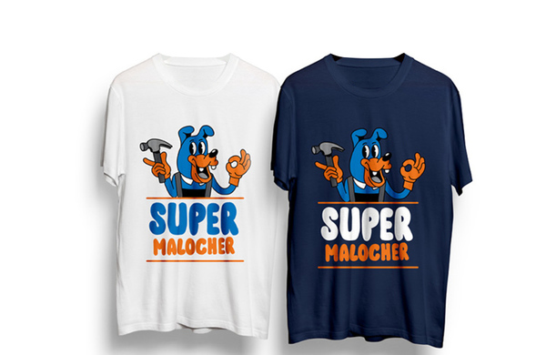 Super Malocher T-Shirt