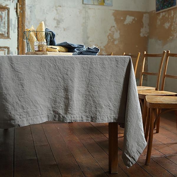 Designer Tischdecken designer tischdecken aus leinen baumwolle