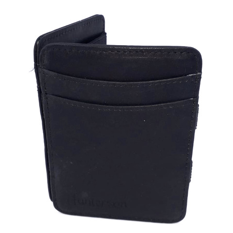 Hunterson Magic Wallet, schwarz