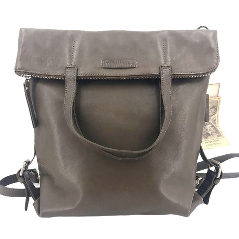 Aunts & Uncles Pomelo Rucksack sea turtle schlamm taupe