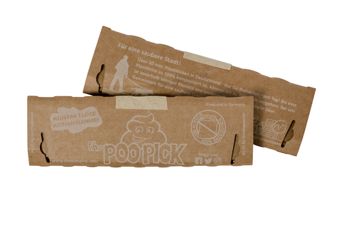 Probier-Set: 2 PooPick XL