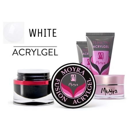 Acryl Gel - Moyra - White