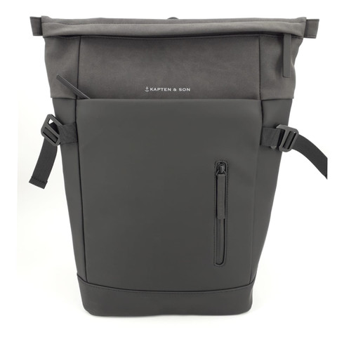"Kapten & Son Rucksack ""Arhus"" all black"